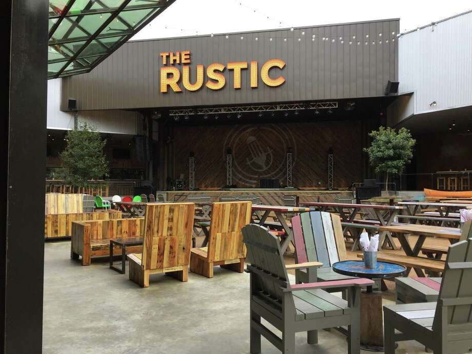The Rustic Is Located At 17619 La Cantera Pkwy Suite 204 Photo