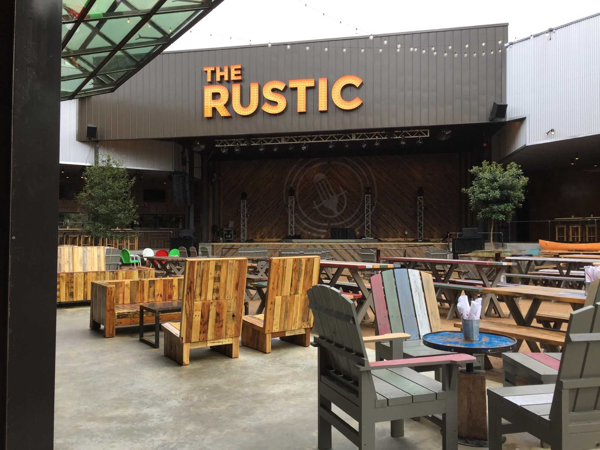 Review the rustic is a little rusty but shows promise