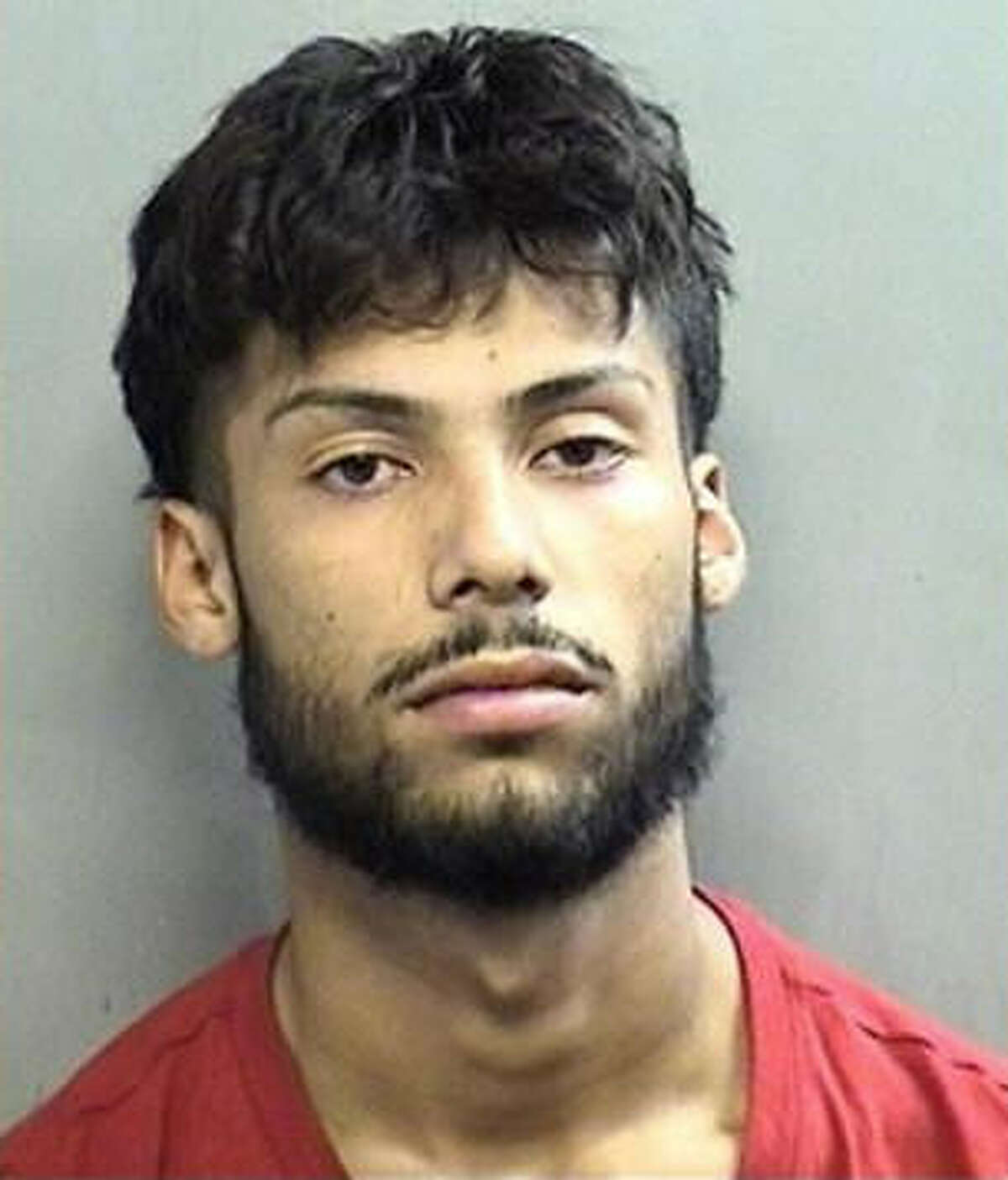 Mariano Sanchez, 18, was arrested in early September of 2017 in connection to the murder of two people who were found in a shallow grave in an Arlington backyard.