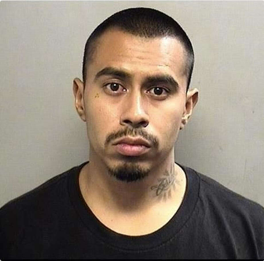Hector Acosta-Ojeda  28, was arrested in early September of 2017 in connection to the murder of two people who were found in a shallow grave in an Arlington backyard. See some of the strangest crimes that have been committed in Texas so far this year.  Photo: Arlington Police Department