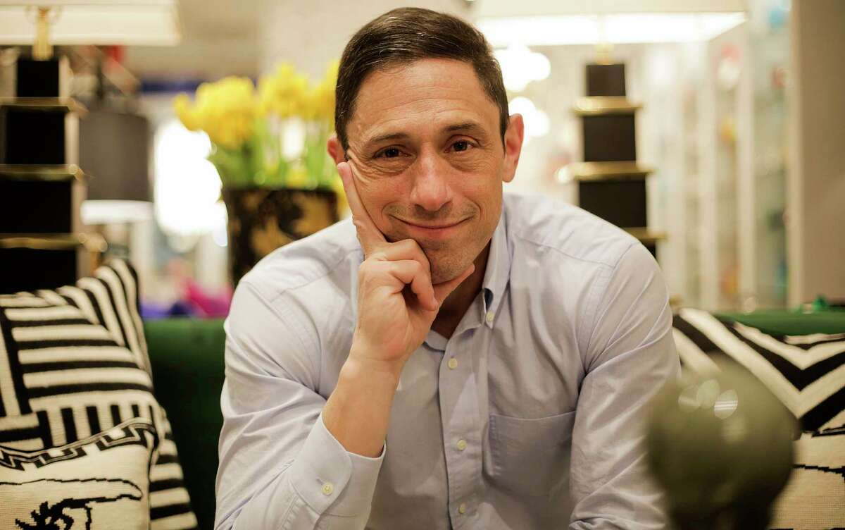Jonathan Adler will speak at 10 a.m. on Oct. 25 at the Shade Store during the Decorative Center of Houston's annual Fall Market.