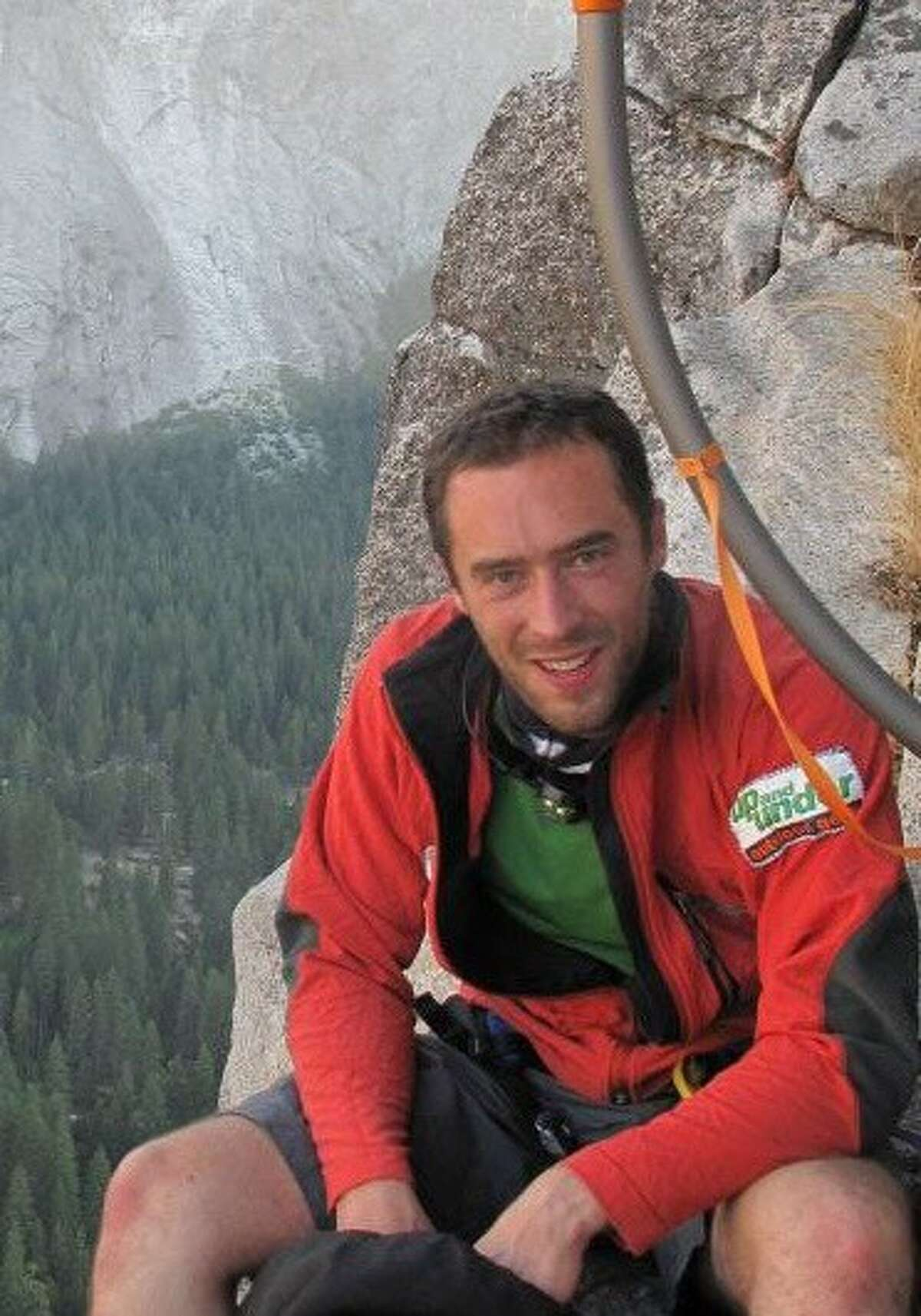Andrew Foster, 32, died protecting his wife from rockfall in Yosemite National Park on Sept. 27, 2017.