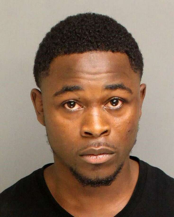 David Shavers, 22, was arrested Thursday, October 5, 2017 and charged with the murder of Cadell Moore on Sixth Street in Bridgeport last August. Photo: Contributed Photo / Contributed Photo / Connecticut Post Contributed
