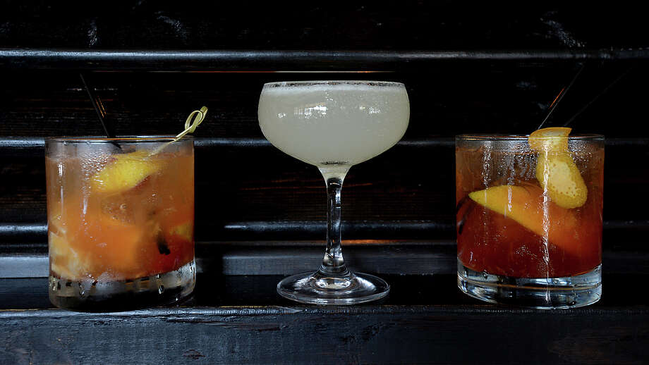 Scroll through the gallery to see bartenders' suggestions for upgrading your drink order. Photo: Kim Brent / BEN