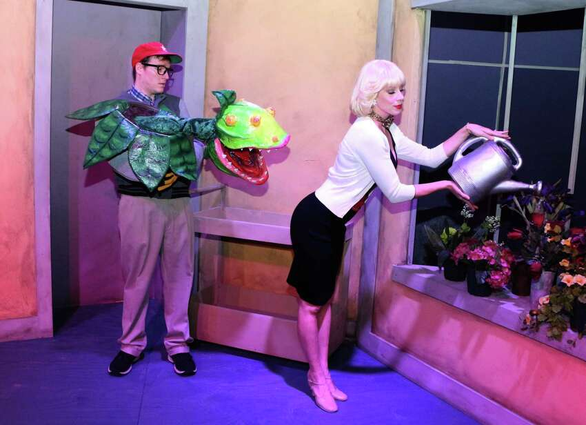 The Woodlawn Theatre's Halloween-season offering is