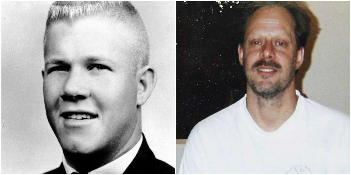 Former FBI profiler believes Las Vegas shooter Stephen Paddock studied Charles Whitman, who committed the 1966 shooting at the University of Texas Tower.