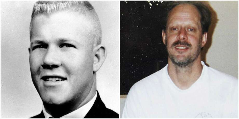 Former FBI profiler believes Las Vegas shooter Stephen Paddock studied Charles Whitman, who committed the 1966 shooting at the University of Texas Tower. Photo: Associated Press
