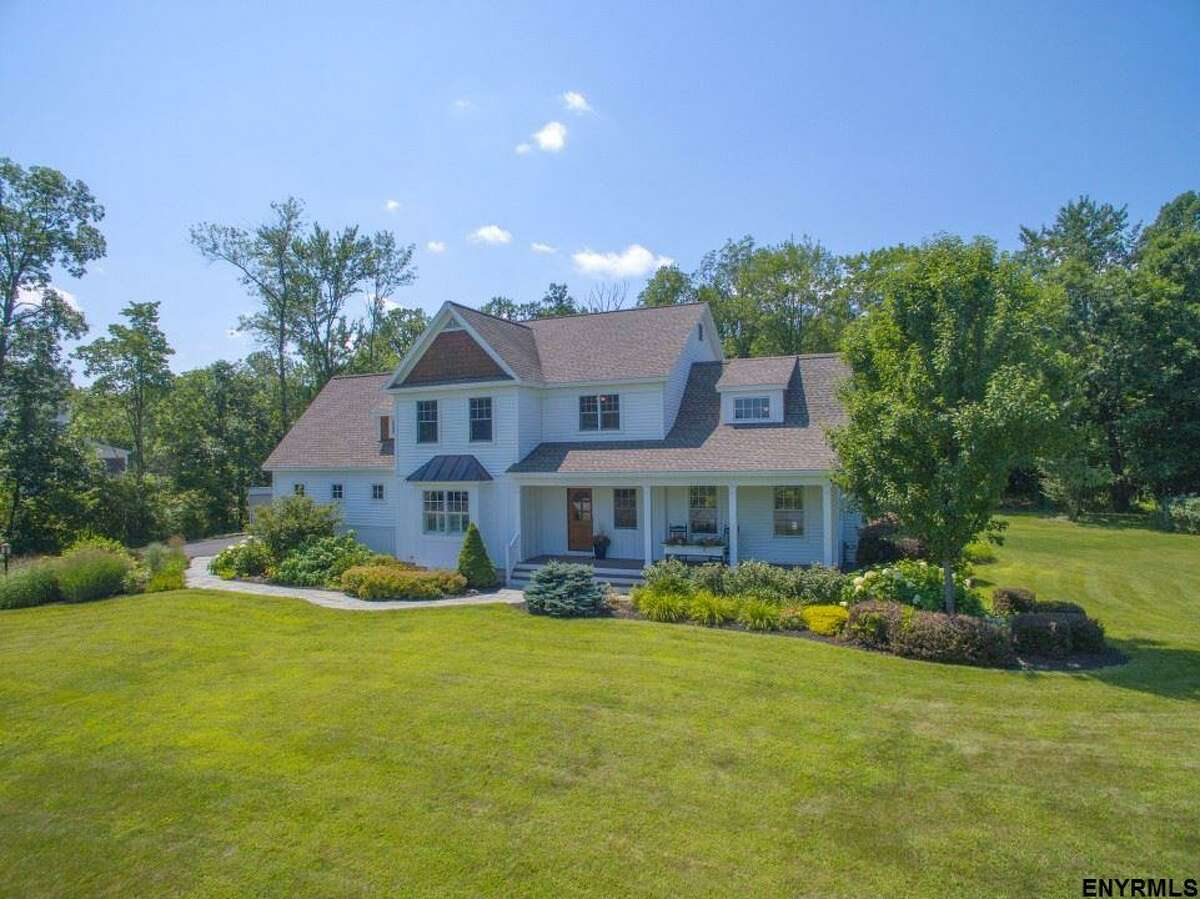 $890,000, 11 Saratoga Farm Rd., 12020. Open Sunday, Oct. 8, 12 p.m. to 2 p.m. View listing