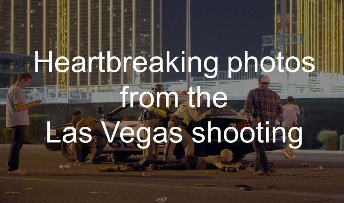 See more photos from the Las Vegas shooting up ahead.