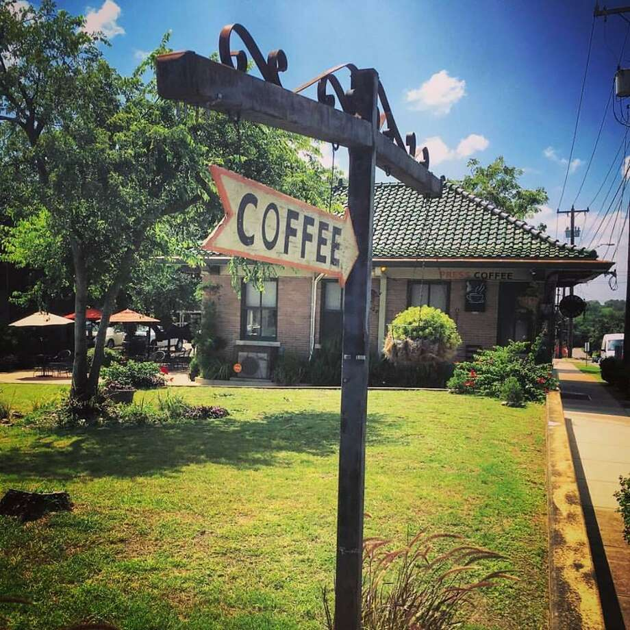 Press Coffee will close its shop at 606 W. French Place on Oct. 22. Photo: Courtesy Press Coffee