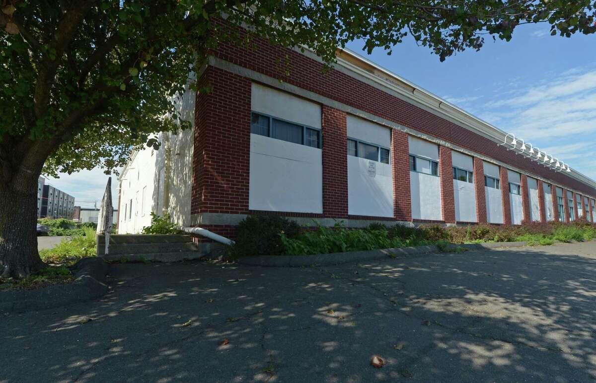 The former Norwalk Community Health Center at 121-123 Water Street Thursday, October 5, 2017, in Norwalk, Conn. Developer Tom Rich has submitted plans for a six-story apartment building on the former Health Center site.