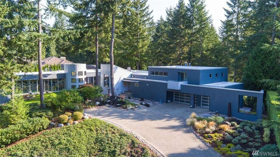 4732 Old Stump Dr. N.W., listed for $1,150,000. Click below to see the full listing. Photo: Mitch Olsen Photography