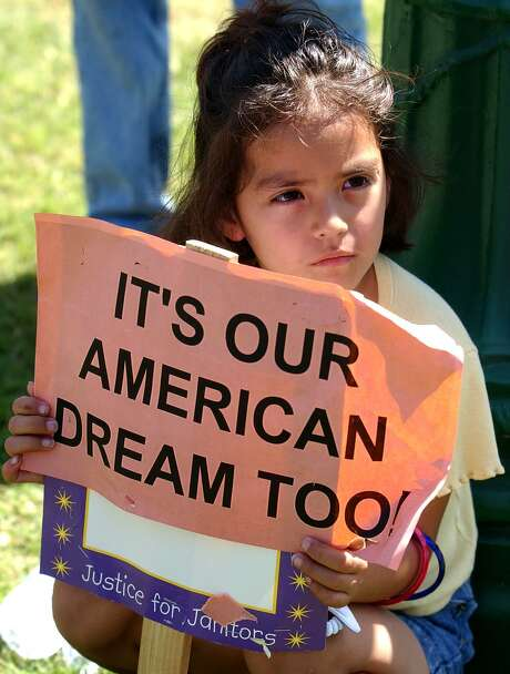 Latino births in the United States have fallen significantly. Still, 27 states experienced at least a doubling of their Latino populations between 2000 and 2015. This means more attention must be paid to closing racial gaps in education, income and other indicators. Photo: LUCY NICHOLSON /AP / AP