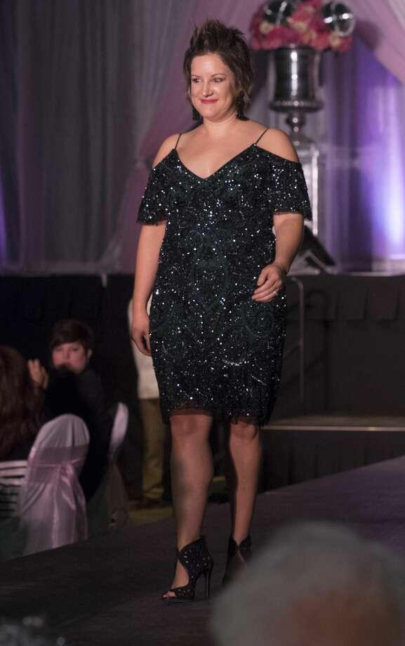 Melanie Horton a cancer survivor who encourages women to make their health their top priority. Photo: Tim Fischer/Midland Reporter-Telegram
