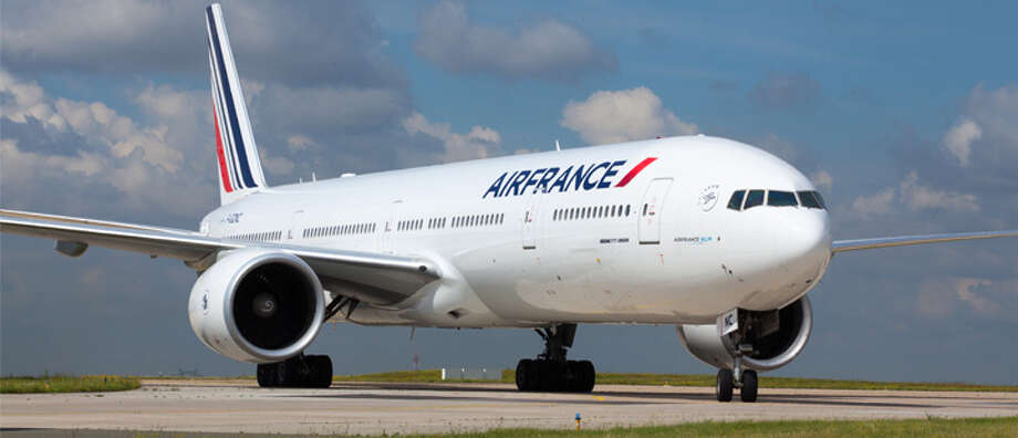 Air France will soon offer direct flights from Seattle to Paris aboard a Boeing 777-200 like the one pictured above. Delta already operates a daily flight to Paris-Charles de Gaulle airport in partnership with Air France, but Air France's flight experience has a reputation for being more luxurious than that aboard Delta. Photo: Courtesy Port Of Seattle/Air France