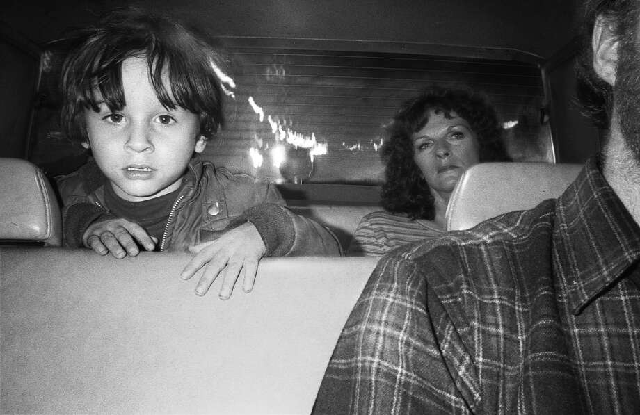 "William Washburn spent about two years photographing those who stepped inside his taxicab during the early-1980s in San Francisco. He took over 500 portraits in that time and calls them ""portals to another time."" Photo: William Washburn"