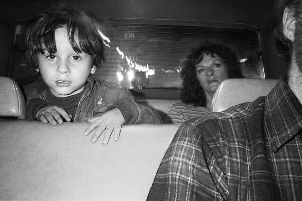 "William Washburn spent about two years photographing those who stepped inside his taxicab during the early-1980s in San Francisco. He took over 500 portraits in that time and calls them ""portals to another time."""