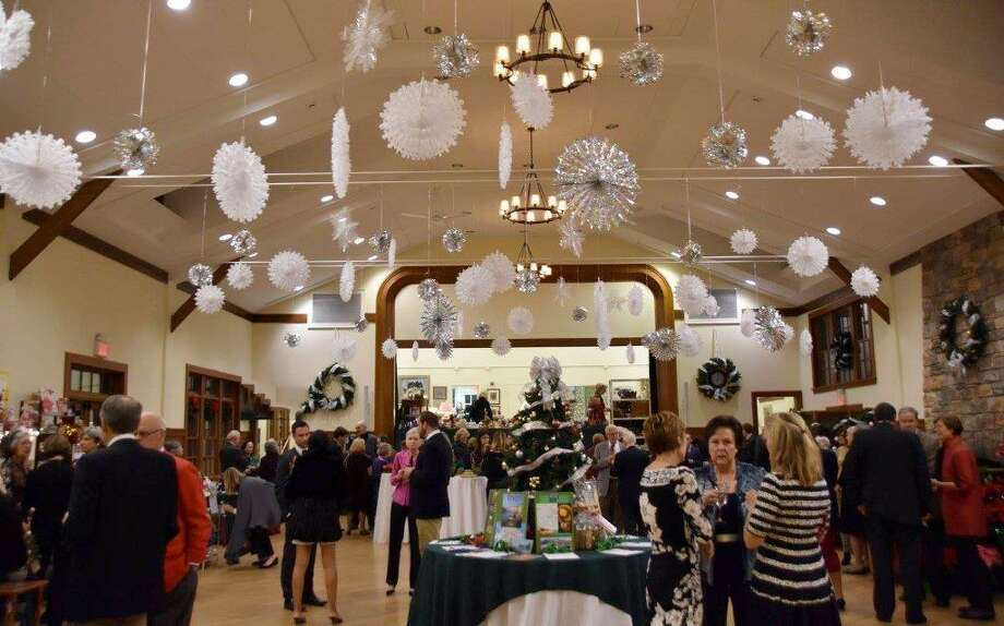 The annual Christmas on Round Hill gala is set for Dec. 2. Photo: Contributed /
