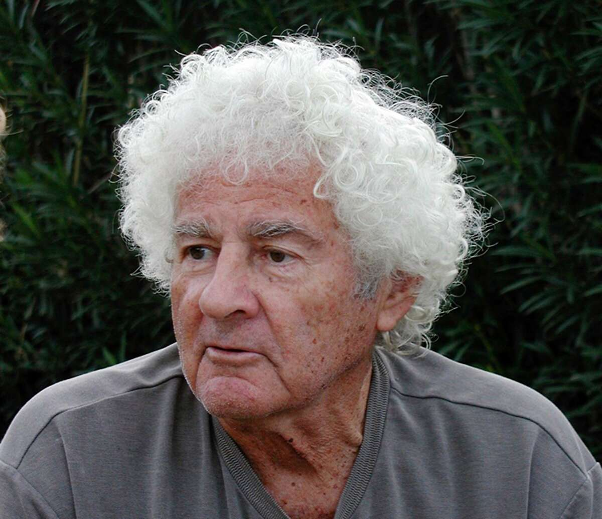 This 2003 photo provided by France Janov, shows Arthur Janov, a psychotherapist whose