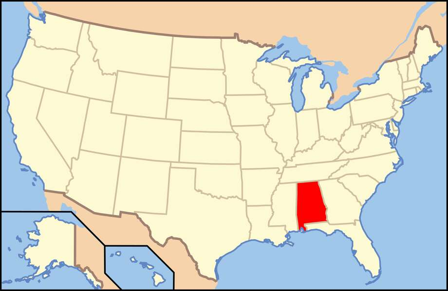 AlabamaMost common last names: Smith, Williams and Johnson. Photo: Wikimedia Commons