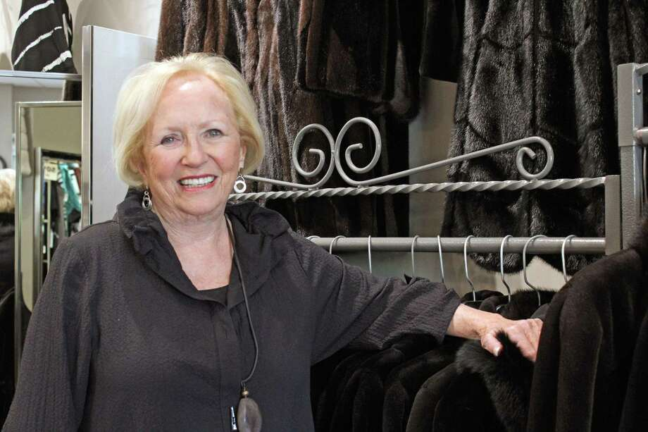 Selma Gold, who has been the buyer for Harper's, will be retiring from the family business soon. Photo: Genevieve Reilly / Hearst Connecticut Media / Fairfield Citizen