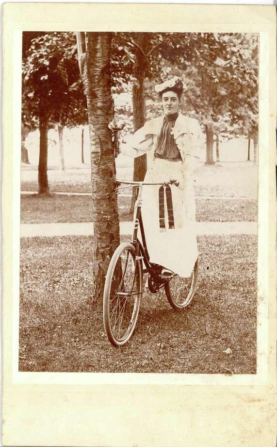 Bugler Annie Pollard, September 1896. Photo: Contributed / Contributed Photo / Fairfield Citizen