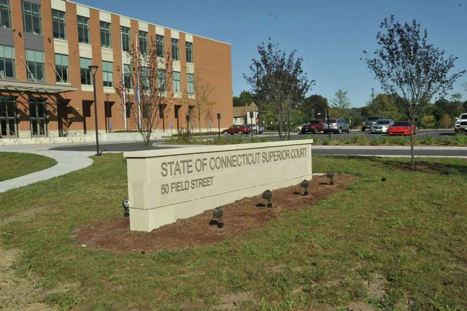 The Litchfield Judicial District courthouse on Field Street in Torrington. Photo: Ben Lambert / Hearst Connecticut Media