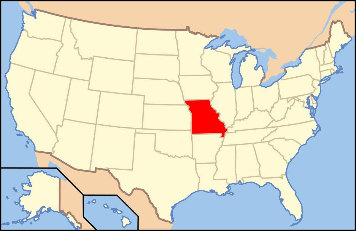 10. Missouri(tie) Number of female homicide victims:47 Homiciderate per 100,000 females:1.52
