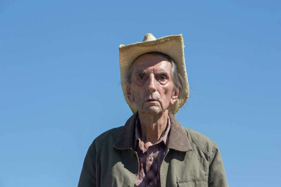 "Harry Dean Stanton, who died last month at age 91, portrays the titular character in ""Lucky."" Photo: HONS / Magnolia Pictures"