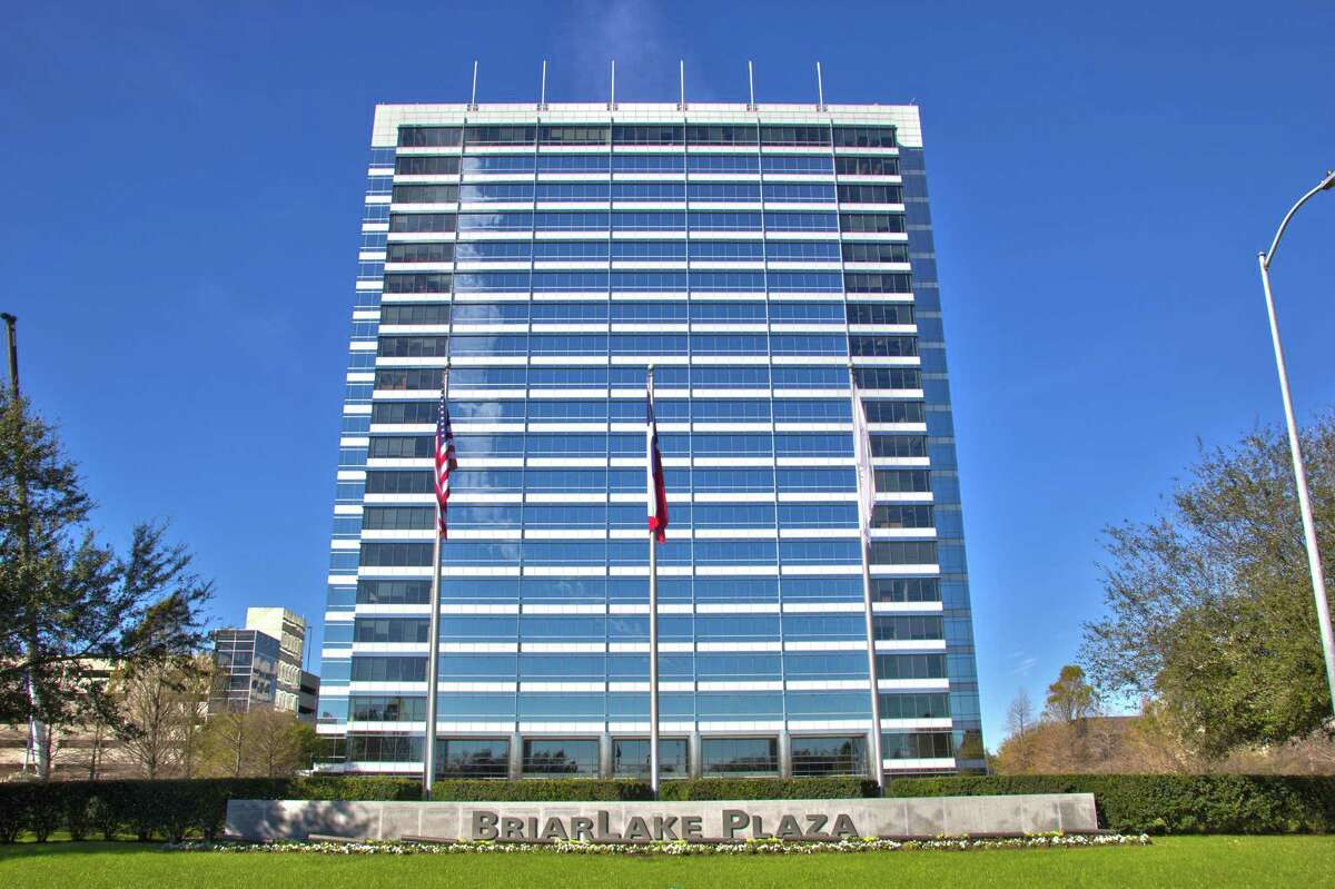 The One Briarlake Plaza office building at 2000 West Sam Houston Parkway in Westchase is owned by TIER REIT. Sojitz Energy Venture has renewed a 6,500-square-foot lease in the building.