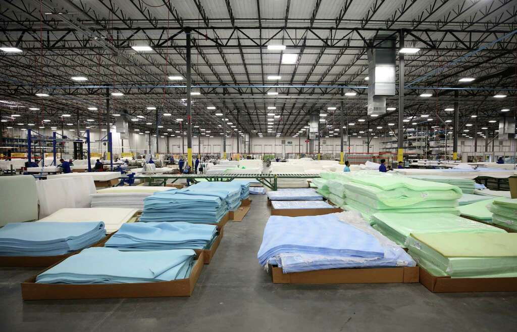 serta simmons bedding has opened a new square feet factory and will employ more than