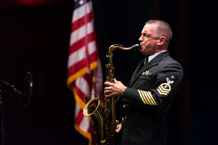 """""""Commodores,"""" the United States Navy Band's jazz band, is returning to Beaumont for a free show. Courtesy photo"""