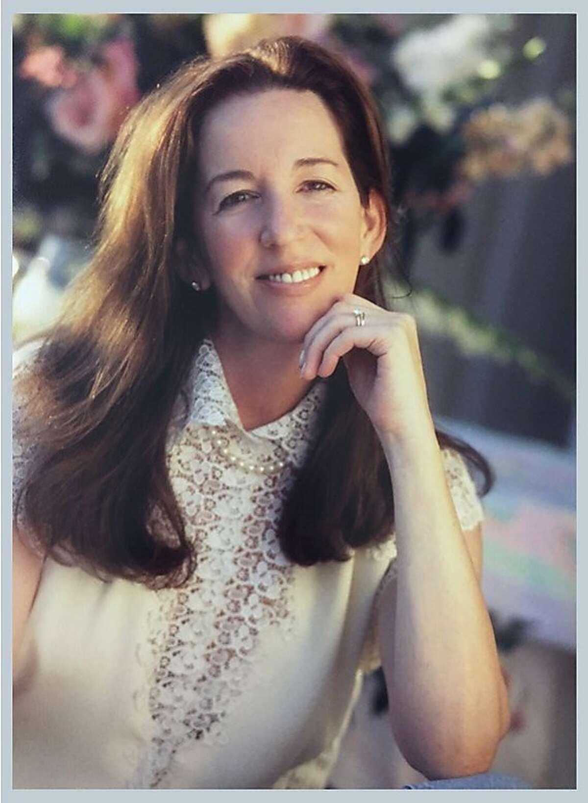 Sleepwear designer Eileen West.