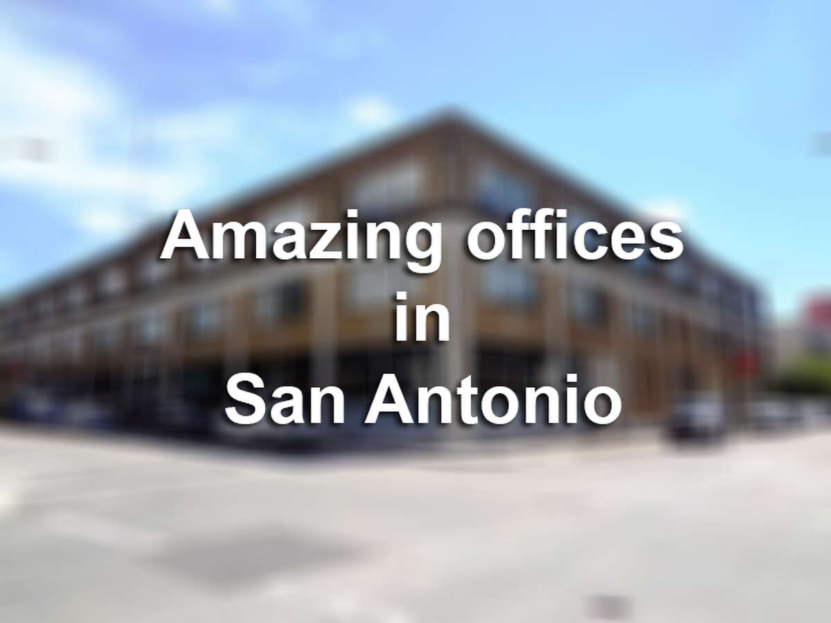 Click ahead to see some amazing cubicle-free offices in San Antonio.