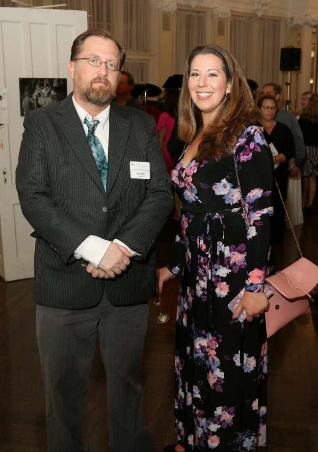 Were you Seen at TRASK: Preserving Saratoga Springs  Through Art, a one night art show and sale to benefit the Saratoga Springs  Preservation Foundation at the Canfield Casino in Saratoga Springs on Thursday,  October 5, 2017? Photo: Joe Putrock/Special To The Times Union