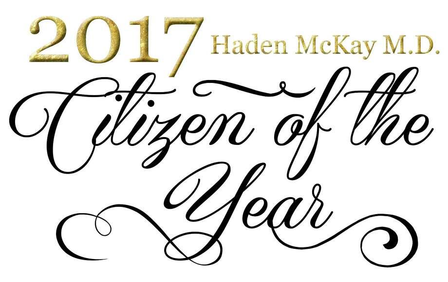 Haden McKay Citizen of the Year Photo: Courtesy