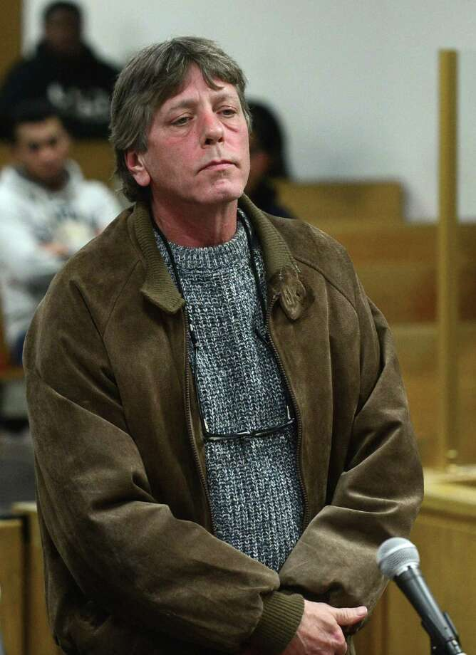 Mark Lynch will serve three years in jail for his son's overdose death. Photo: Erik Trautmann / Hearst Connecticut Media / Norwalk Hour
