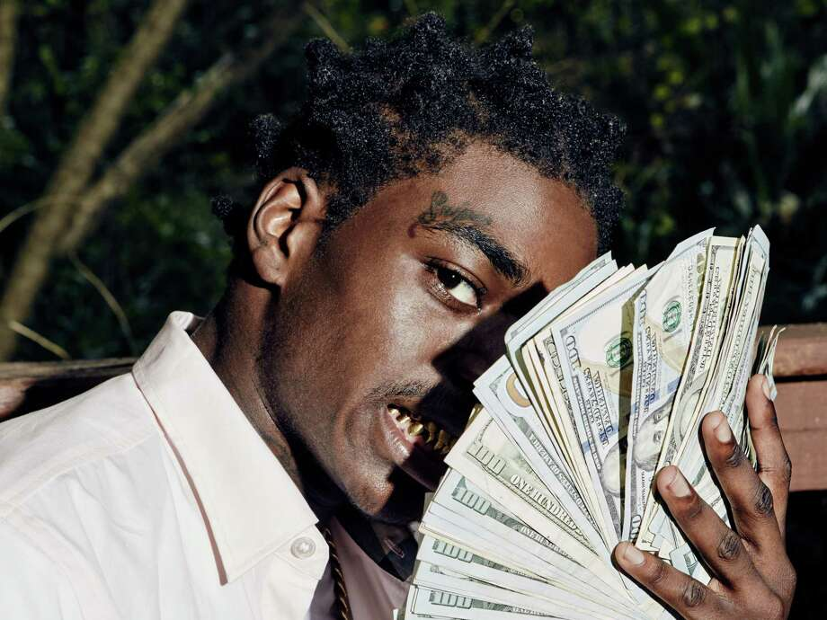 Florida rapper Kodak Black. Photo: Atlantic Records