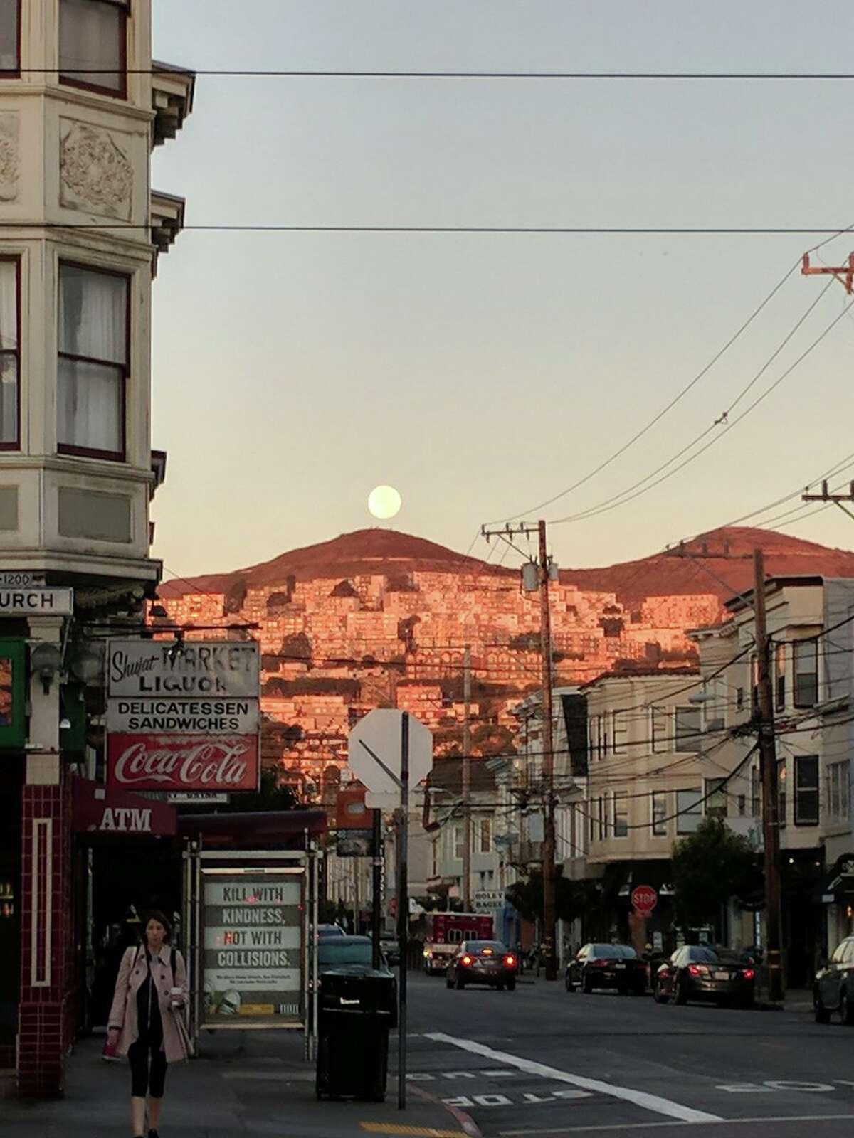Harvest Moon, San Francisco