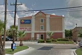 Comfort Inn and Suites: 6039 IH 10 W, San Antonio, TX 78201