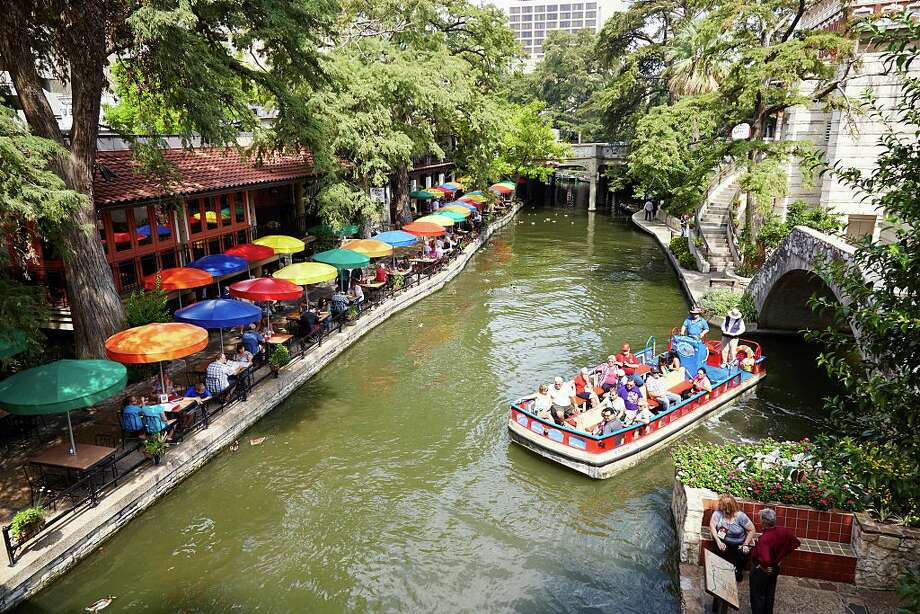 "National Geographic gave San Antonio a shout out in the publication's ""Best Trips 2018: Places You Need to Visit"" list. Click ahead to view 15 times the national media showed San Antonio love. Photo: Loop Images/UIG Via Getty Images"