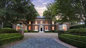 77024 : 7 Winston Woods   Listing price : $10.4 million   Square feet : 10,153