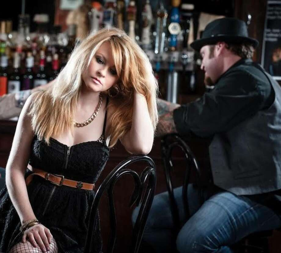 The group known as Jennifer Westwood and The Handsome Devils, featuring Jennifer Westwood, at left, and Dylan Dunbar, at right, will perform at the Neches Brewing Company in Port Neches on Thursday, Oct. 12. Courtesy photo