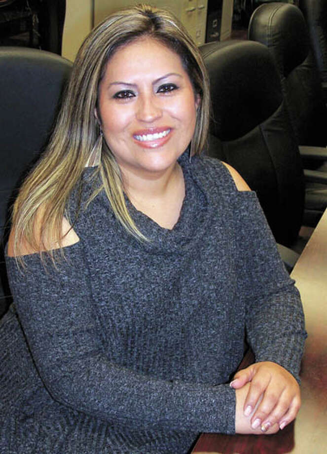 St. Joseph's Dee Espinoza is passionate about providing clients the very  best care possible. Call St. Joseph's at 432-684-5858 today. Photo: Paul Wiseman