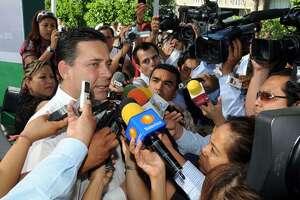 Asegura el Gobernador del Estado Eugenio Hernandez Flores que fuerzas federales y estatales se unirán para combatir al crimen organizado y así recuperar la región Ribereña afectada por la presencia de organizaciones criminales en las últimas semanas.