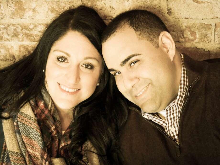 Amanda Grace Gaglio and Kelvin Felix Rodriguez Photo: / Contributed Photo