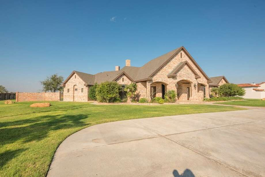 The 2-acre property located at 2405 Texland Circle is on the market for $1,595,000. Photo: Courtesy Of Victoria Printz Team Realtors