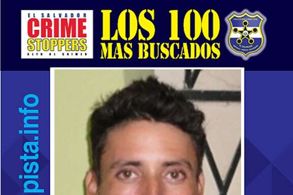 Rene Mauricio Joya-Villata, 26, was arrested on Aug. 24 in League City and deported Friday. He is among El Salvador's 100-most wanted fugitives and has two outstanding warrants for murder. He is a member of the violent MS-13 gang.