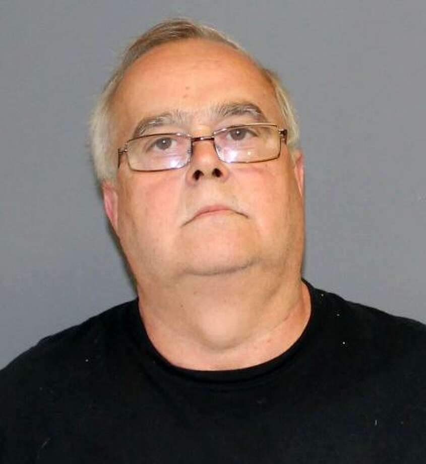 David Pollitt, 64, of River Road in Shelton Conn. was arrested on Friday, October, 6, 2017 and charged with failure to register as a sex offender. Photo: Contributed Photo / Contributed Photo / Connecticut Post Contributed