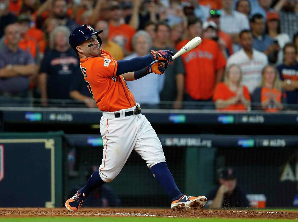 Nov. 9 Louisville Silver Sluggers announced The Louisville Slugger Award goes to the top offensive player at each position. Jose Altuve should win the award at second base for the fourth straight season.